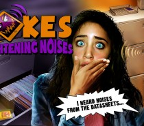 Jokes to frighten your friends – or enemies: Jokes – Frightening Noises is out