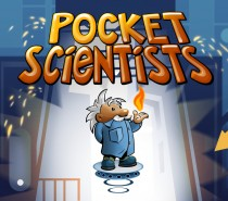 Website Opened, Pocket Scientists begin to work!