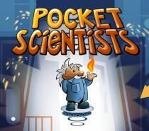 Website Opened, Pocket Scientists begin to work!