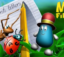 My First Letters – we help your kid to learn to write in a fun way.