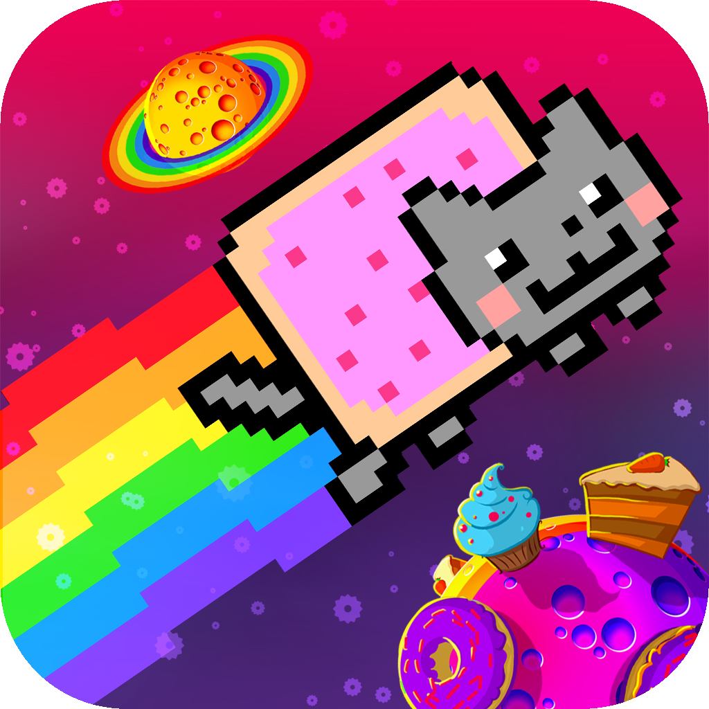 Nyan Cat - The Space Journey