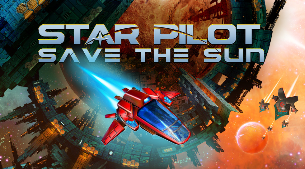 The Solar System prepares for a big celebration, a special event when a huge spaceship appears with intentions unknown. You are the pilot of an Explorer vessel, and you must uncover the secrets and intentions of the big starship. And of course you must save the Sun!